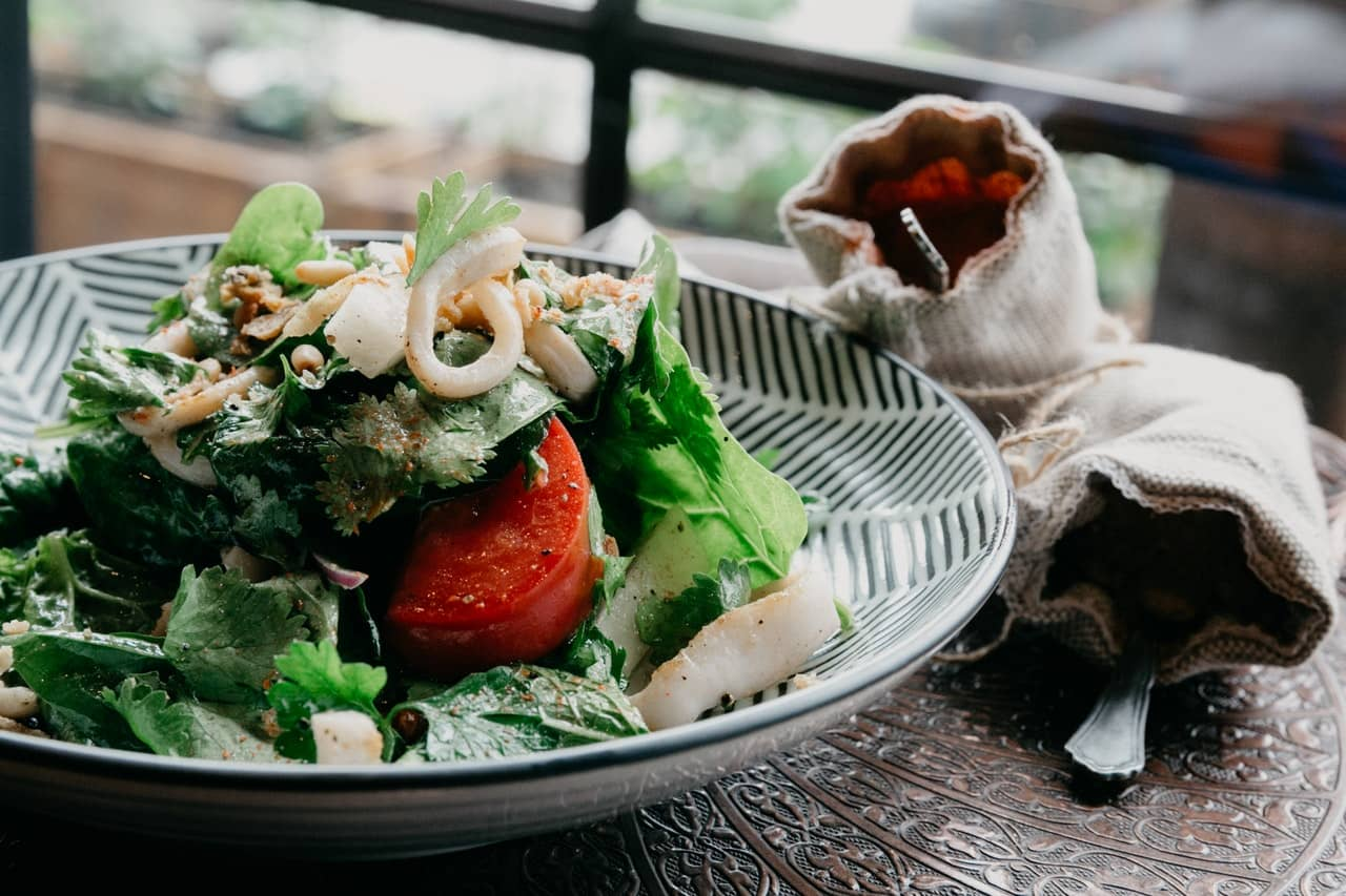 Alimentation saine et équilibrée pour le microbiote.