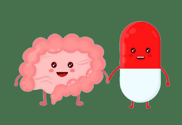 Syndrome de l'intestin irritable et test du microbiote intestinal