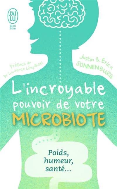 Livre sur le microbiote intestinal - Nahibu