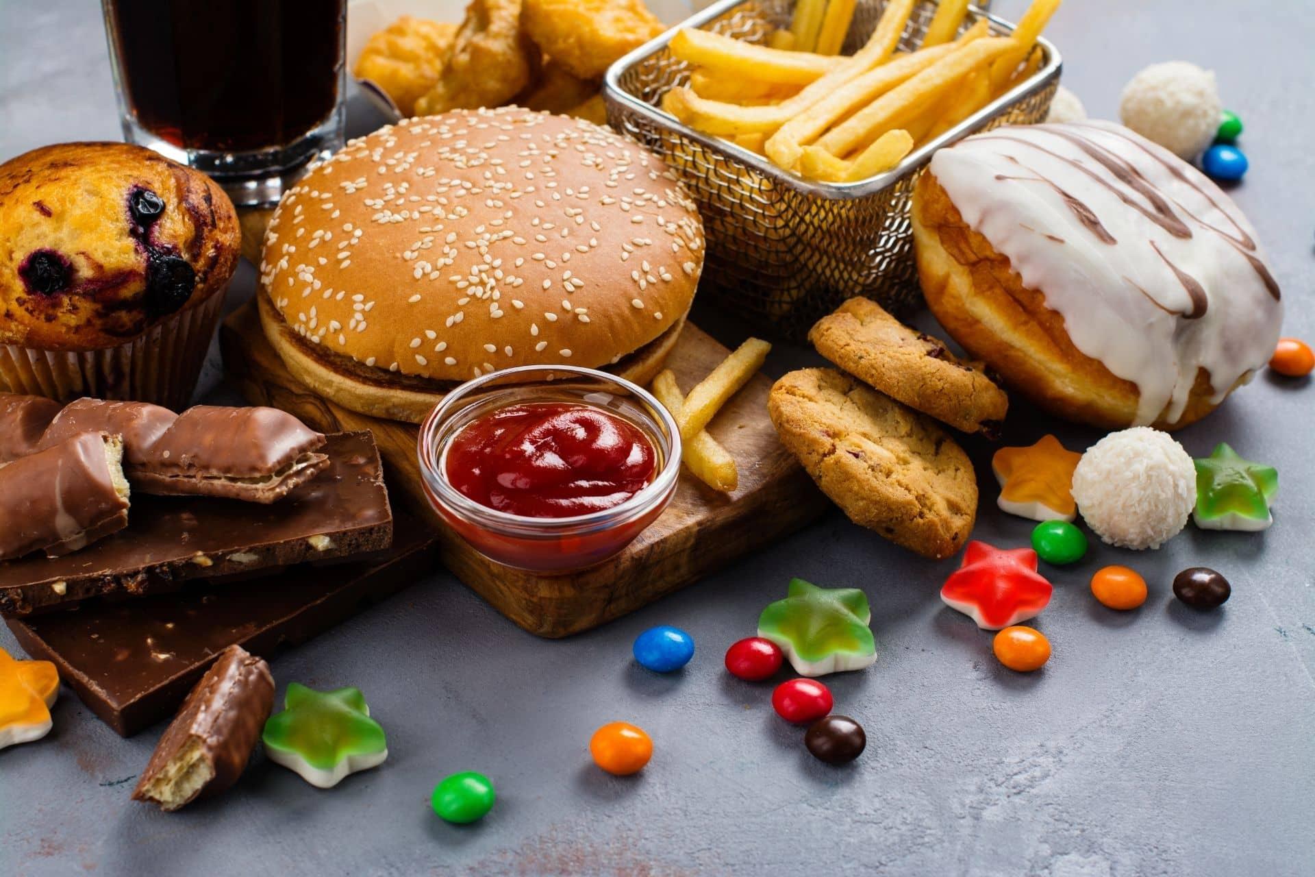 Alimentation riche en glucides simples microbiote intestinal Nahibu