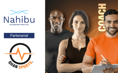 Partenariat entre Quan Sports et Nahibu